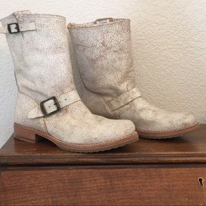 Frye Boots in pristine condition.